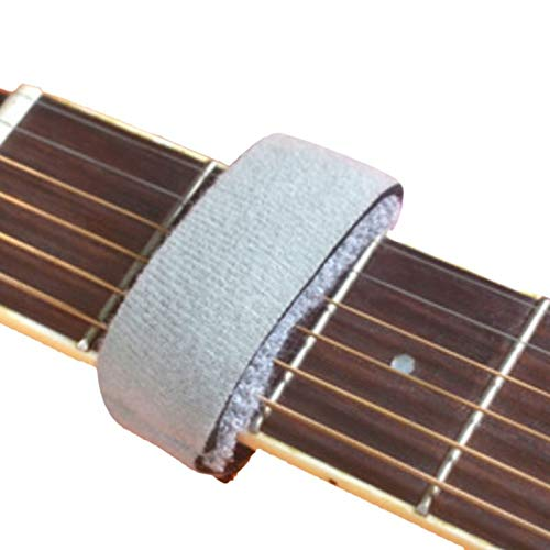 Susie-Smile - Guitar Fretwraps Strings Mute Muter Fretboard Muting Wraps for Normal 6/7 String Guitars Basses
