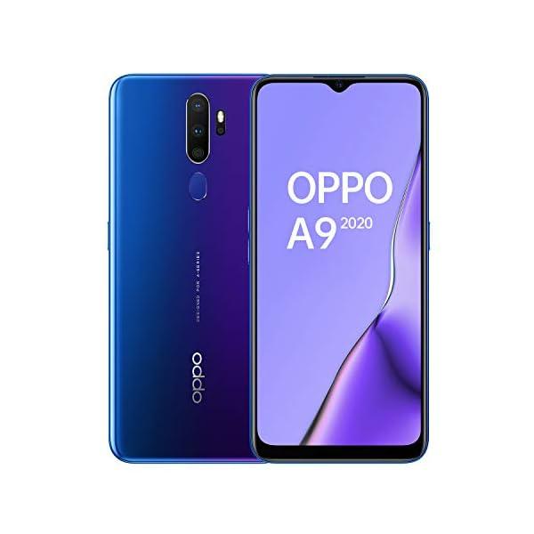OPPO A92020 Smartphone 4GB+128GB Space Purple 1 spesavip