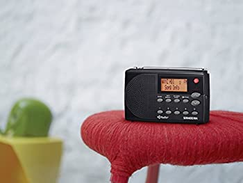 Sangean Hdr-14 Hd Amfm Pocket Radio 4