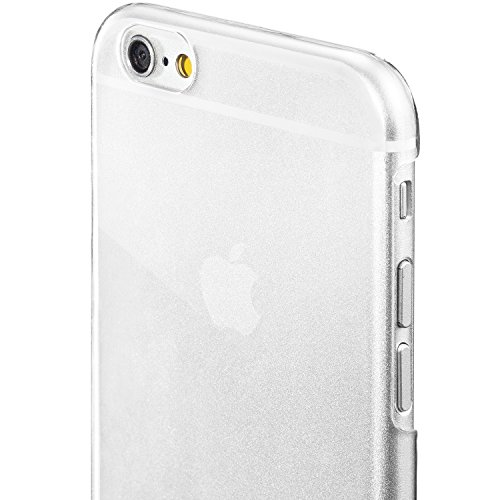 SwitchEasy Nude Case für Apple iPhone 6 11,9 cm (4,7 Zoll) schwarz