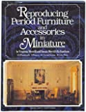 Reproduction Period Furniture and Ass, Outlet Book Company Staff and Random House Value Publishing Staff, 0517538164