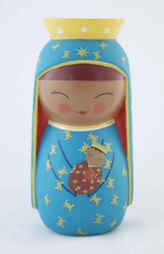 Our Lady of Czestochowa of Poland Collectible Vinyl Doll, Baby & Kids Zone
