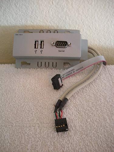 - Generic Brand for HP PAVILION COMPAQ 2 USB + 1 SERIAL PORT FRONT PANEL HEADER 5002-8742