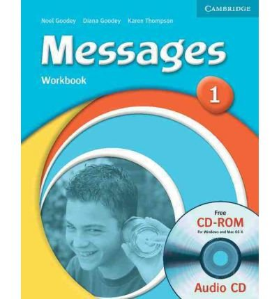 Messages 1 Workbook with Audio CD/CD-ROM: Level 1 (Mixed media product) - Common PDF