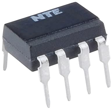 3V NTE Electronics NTE3048 Optoisolator with TRIAC Driver Output 6 Lead DIP Type Package 1 Amp Inc.