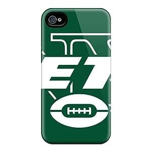 Iphone 6plus EUQ15382tkwd Unique Design Vivid New York Jets Series Best Hard Phone Covers -DrawsBriscoe