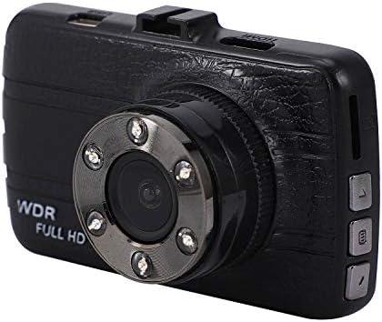 Moligh doll ダッシュカム、ダッシュボードカメラフルHD 1080P、3.0インチ画面DVR車のダッシュボードカメラレコーダー 170度広角、Gセンサー、r、モーション検知、パーキングモニター付き