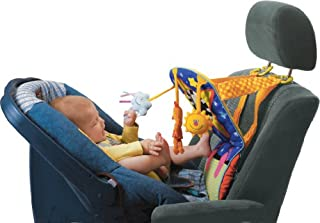 CRUISE WITH HAPPY GIGGLES COMING FROM THE BACK SEAT   Happy Toe Time  Have a little one that gets fussy whenever you're on the road? Looking for a fun toy to keep your cutie pie engaged on that  upcoming road trip? Then both you and your baby will l...