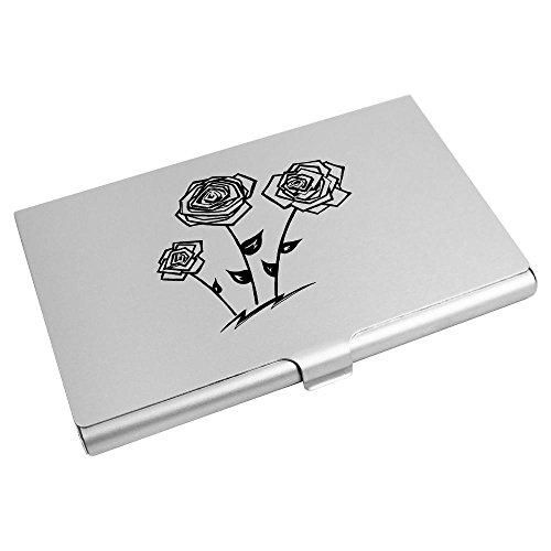 'Roses' Card Wallet Credit CH00005093 Business Azeeda Azeeda 'Roses' Card Holder EBnIqOUwxT