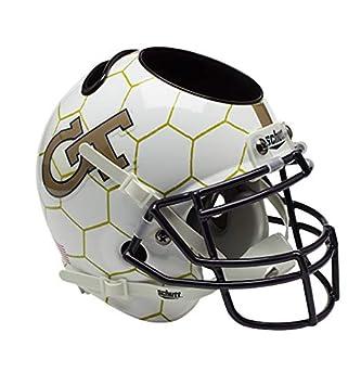 Schutt NCAA Georgia Tech Yellowjackets Football Helmet Desk Caddy