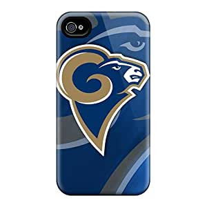 Hot Ytk34611gfSM Cases Covers Protector For Iphone 6plus- St. Louis Rams