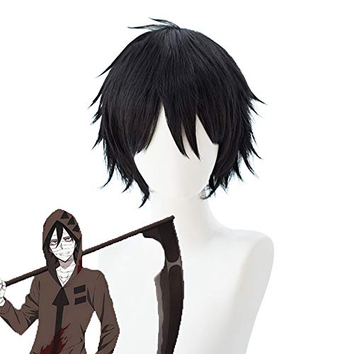 (Angels of Death Zack Isaac Foster Cosplay Wig Cosplay Costume Hair)