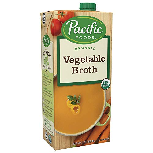 Pacific Foods Organic Vegetable Broth, 32oz