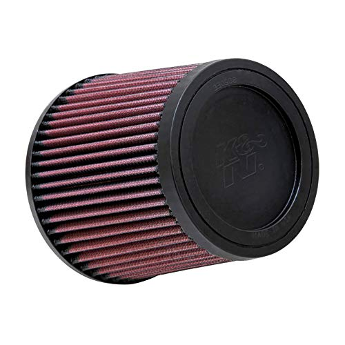 Chevrolet Cavalier 02 Base (K&N RU-4960 Universal Clamp-On Air Filter: Round Tapered; 2.75 in (70 mm) Flange ID; 5.5 in (140 mm) Height; 6 in (152 mm) Base; 5 in (127 mm) Top)