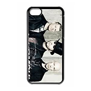 iPhone 5c Cell Phone Case Covers Black Oomph LXA Phone Case Design Personalized