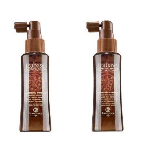 Trattamento per capelli professionale 200 ml tecna the spa teabase aromatherapy clarifying complex DUO PACK 2 x 100ml PROMOZIONE SPEDIZIONE GRATUITA