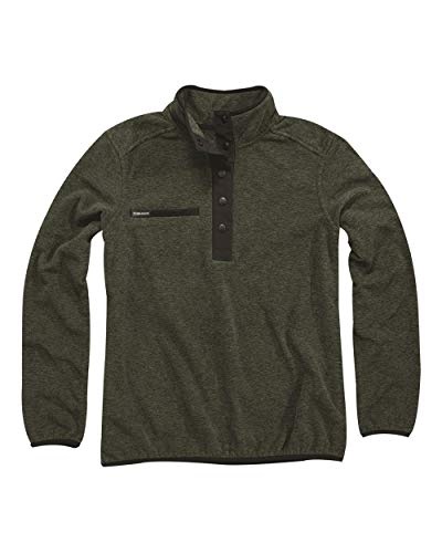 - DRI Duck DR 9340 Aspen Fleece Pullover, Fatigue, XL