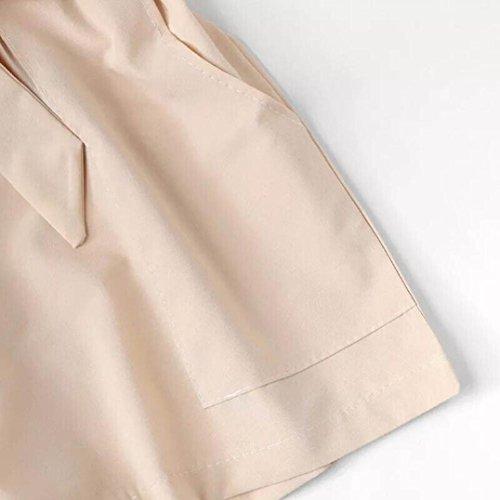 Hlhn Pantaloncini Pantaloncini Beige Donna Donna Hlhn q40x8E