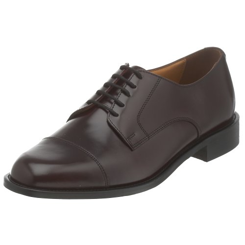 Bostonian Men's Andover Lace-Up,Burgundy Leather,8 XW US by Bostonian