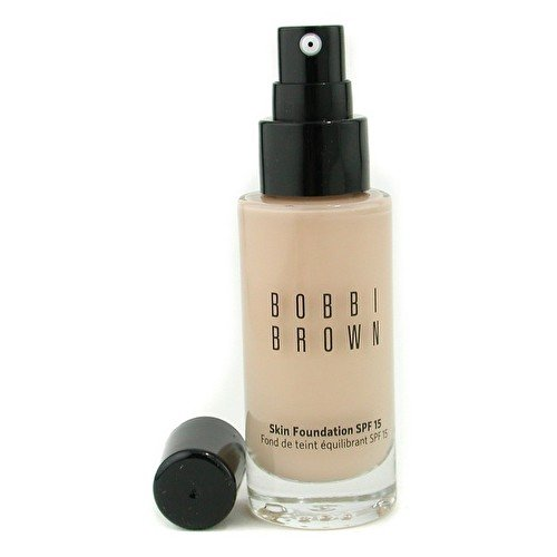 Bobbi Brown Skin Foundation SPF 15, No. 2 Sand, 1 Ounce
