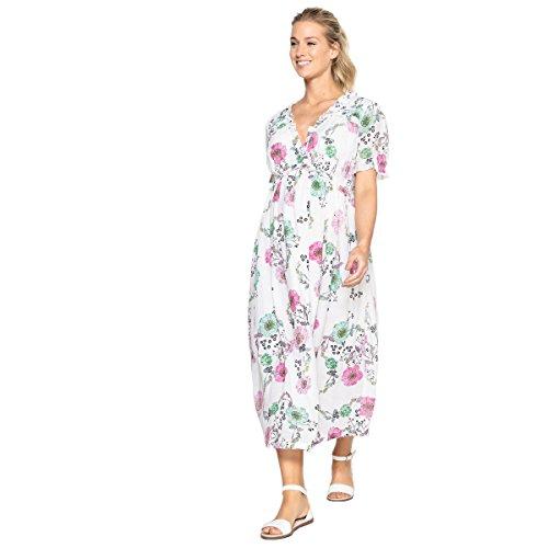 Redoute Blumenmuster Bedruckt Umstandskleid La Frau Collections Mit qTwnFP0