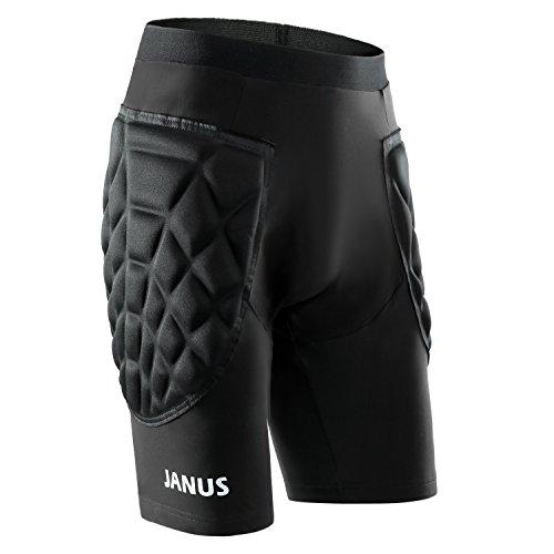 d041c5b730f Valorsports Anti-Collision Sponge Football Goalkeeper Roller Skating  Breathable Tight Pants Elastic Tackle Pants JA527