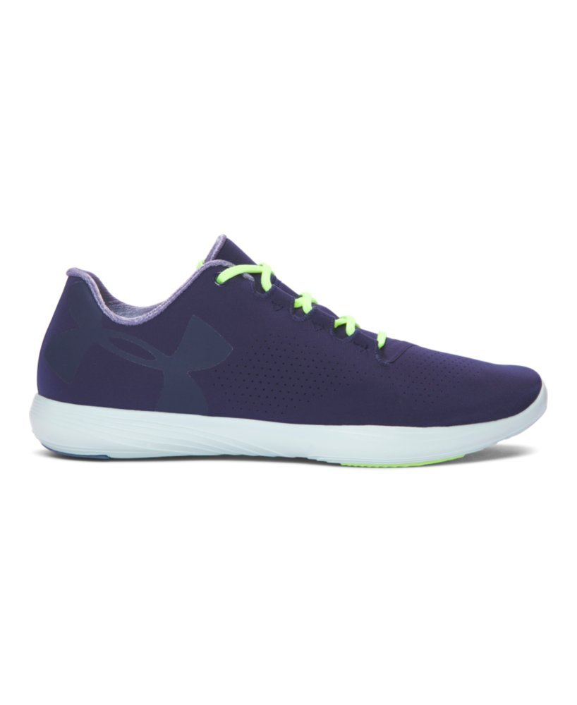 Under Armour Women's Street Precision Low Sneaker B0182YKBUO 9 B(M) US|Midnight Navy/X-ray/Midnight Navy