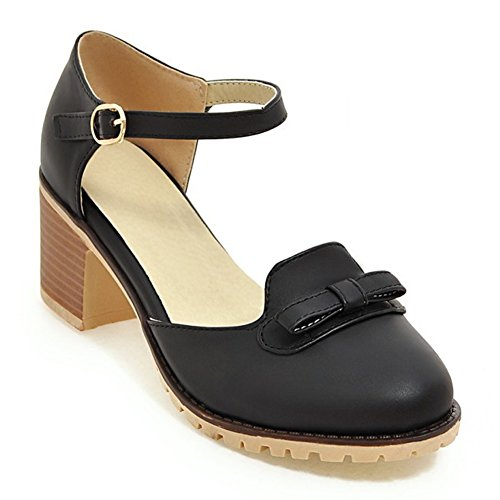 Eclimb Mujeres Party Evening Dress Zapatos Black