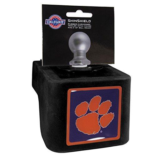 - NCAA Clemson Tigers Shin Shield Hitch Cover, Black