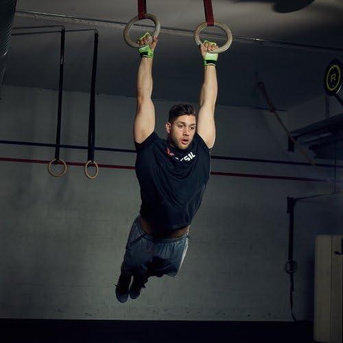 la lev/ée de Poids Prot/égez Vos Paumes PICSIL AZOR Maniques 2H Maniques Crossfit pour la Gymnastique Les Pull-ups