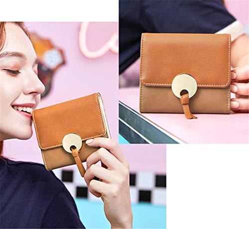 Elegante Donna Tote Moderni Kawaii Moda Pochette Ripiegabili Mini Borse Originali Marrone Borsa Rosso Clutch Giornaliero Borse Kampf qw4f765x