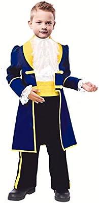 Partilandia Disfraz Príncipe Encantado para niño (7-9 años ...