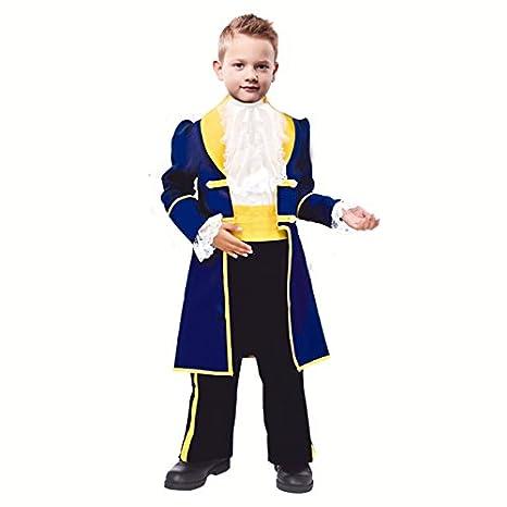 Partilandia Disfraz Príncipe Encantado para niño (2-4 años) Carnaval
