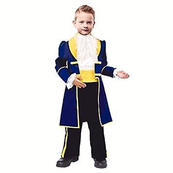 Partilandia Disfraz Príncipe Encantado para niño (4-6 años) Carnaval 20433