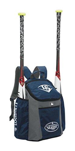 Louisville Slugger EB Series 3 Stick Pack Baseball Equipment Bags, Navy