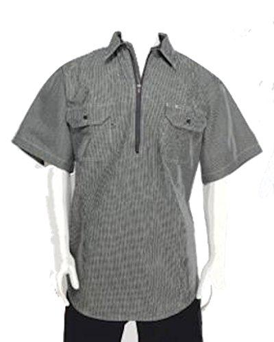 W S Blue Collar Men's Short Sleeve 12