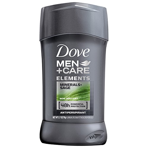 Dove Elements Antiperspirant Stick Minerals