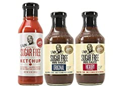 G Hughes Sugar Free Ketchup 13 oz Origin...