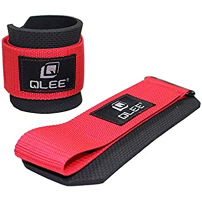 lquide Wrist Wraps Weightlifting Wristbands Men And Women Sports Fitness Bodybuilding Anti-spinning Winter Strength Training Straps Bench Press Wristband Estimated Price £33.33 -
