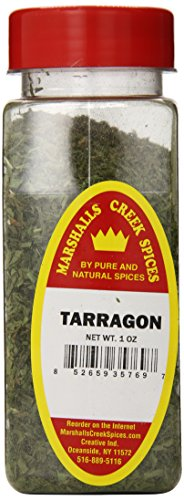 Marshalls Creek Spices Tarragon , 1 Ounce (Pack of 12) by Marshall's Creek Spices