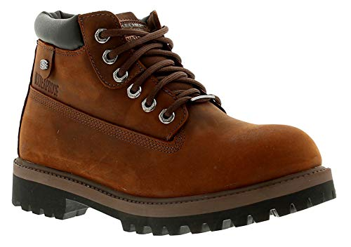Skechers USA Men's Verdict Men's Boot,Dark Brown,10 M US