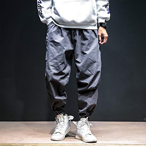 Nono Tuta Piedi Mens Primavera Pantaloni Pantalone Fashion Piccoli Grigio Casual tHBHaZxw8q