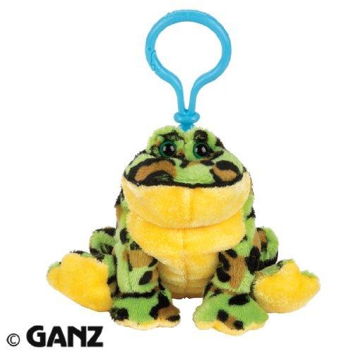 Klip Kinz Clip (Weblinz Plush Kinz Klip Bullfrog)