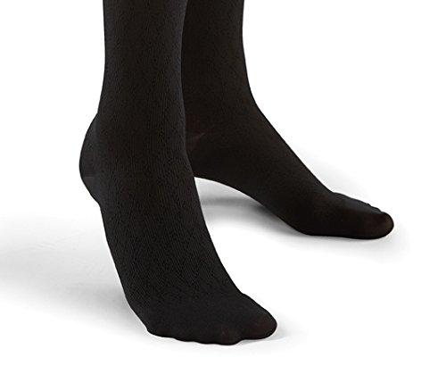Futuro Revitalizing Trouser Socks for Women, Black, Medium