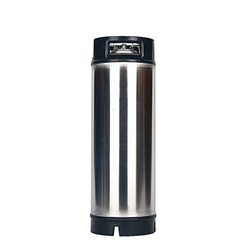 Great for home brewing this new ball lock keg will allow you to carbonate and serve your beer in a fraction of the time previously spent bottling and waiting for natural carbonation which gives you more time to brew and drink. These kegs are ...
