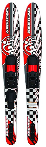 Airhead Wide Body Combo Water Skis, 65'