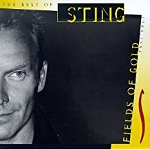 Fields of Gold: The Best of Sting 1984-1994 by Sting (1994) Audio CD