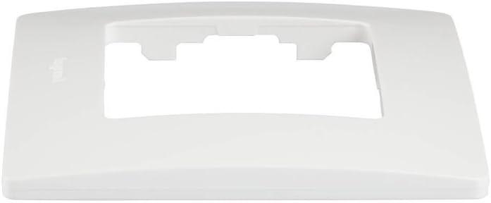 Legrand 448397868 Plaque Simple Blanc