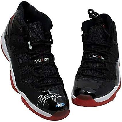 Michael Jordan Autographed Signed