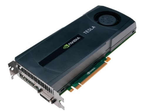 nVidia Tesla C2075 Companion Processor GPU Graphics Video Card PCIe x16 448 CUDA Cores 1.15GHz 1.03Tflops 6GB GDDR5 Dual-Link DVI-I
